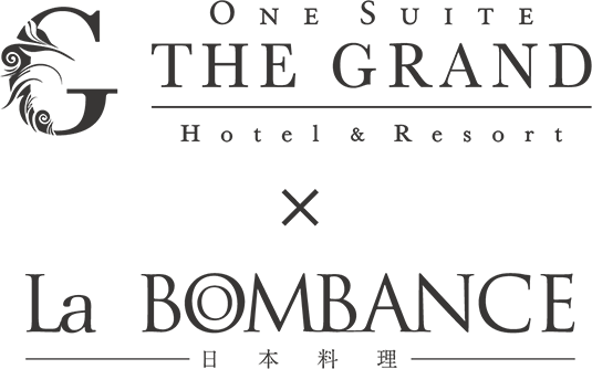 THE GRAND×La BOMBANCE